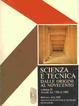 Cover of Scienza e tecnica dalle origini al Novecento