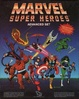 Cover of Marvel Super Heroes, Advanced Set/Game