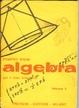 Cover of Algebra