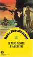 Cover of Il mio nome è Archer