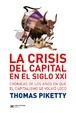 Cover of La crisis del capital en el siglo XXI