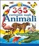 Cover of Trecentosessantacinque curiosità sugli animali