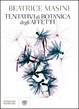 Cover of Tentativi di botanica degli affetti