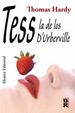 Cover of Tess, la de los d'Urberville