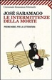 Cover of Le intermittenze della morte