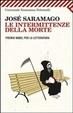 Cover of Le intermittenze della morte