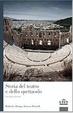 Cover of Storia del teatro e dello spettacolo