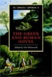 Cover of The Cambridge Companion to the Greek and Roman Novel