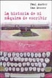 Cover of La historia de mi máquina de escribir