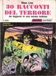 Cover of 30 racconti del terrore