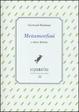 Cover of Metamorfosi e altre liriche