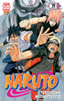 Cover of Naruto vol. 71