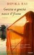 Cover of Goccia a goccia nasce il fiume