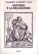 Cover of Saturno e la melanconia
