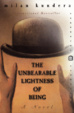 Cover of Unbearable Lightness of Being