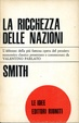 Cover of La ricchezza delle nazioni