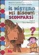 Cover of Il mistero dei bisonti scomparsi