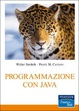 Cover of Introduzione alla programmazione con Java