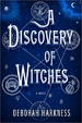 Cover of A Discovery of Witches
