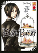 Cover of Black Butler vol. 2