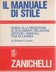 Cover of Il manuale di stile