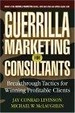 Cover of Guerrilla Marketing for Consultants