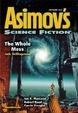 Cover of Asimov's Science Fiction, September 2016