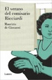 Cover of El verano del comisario Ricciardi