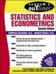 Cover of Schaum's Outline of Statistics and Econometrics