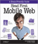 Cover of Head First Mobile Web