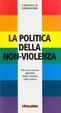 Cover of La politica della non-violenza