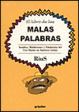 Cover of El libro de las malas palabras