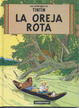 Cover of La oreja rota