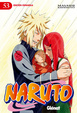 Cover of Naruto #53