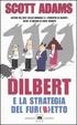 Cover of Dilbert e la strategia del fur(b)etto