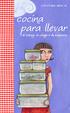 Cover of Cocina para llevar--