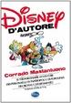 Cover of Disney d'autore - Corrado Mastantuono