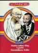 Cover of Gli invincibili Uomini della non violenza a fumetti