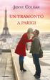 Cover of Un tramonto a Parigi