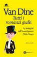 Cover of Tutti i romanzi gialli
