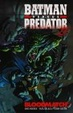 Cover of Batman Vs Predator
