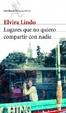 Cover of Lugares que no quiero compartir con nadie