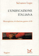 Cover of L'unificazione italiana