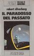 Cover of Il paradosso del passato