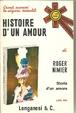 Cover of Histoire d'un amour
