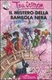 Cover of Il mistero della bambola nera