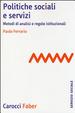 Cover of Politiche sociali e servizi