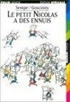 Cover of Le Petit Nicolas a des ennuis