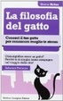 Cover of La filosofia del gatto
