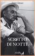 Cover of Scritto di notte